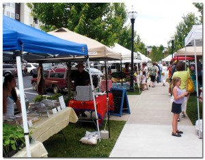 BMF First Year Farmers Market
